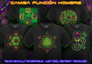 Hombres CAMISETAS TRANSPIRABLE
