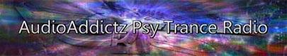 Audioaddictz Psy Trance Radio