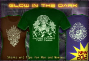 psywear-604 Glow in the Dark T-Shrts and Hoodies for Men and Women