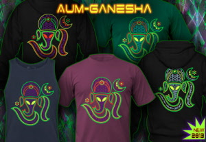 Aum Ganesha: T-Shirts Jackets and Hoodies for Men
