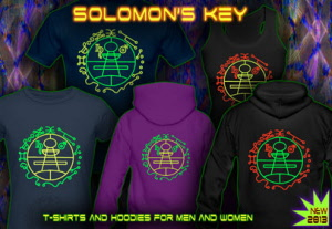 Solomons Key: T-Shirts Tops and Hoodies