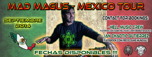 mad magus mexico