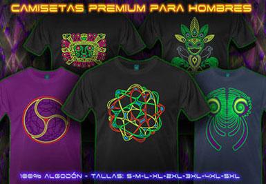 psywear604 tienda psicodélico | camisetas grande adicional para hombres