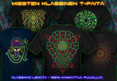 psywear604 t-paita miesten