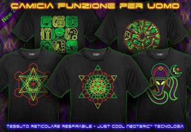 psywear604 breathable function t-shirt for men