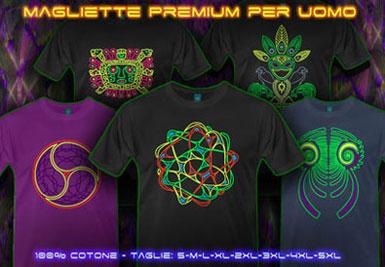 Maglietta Goa | psywear604 XL t-shirts per uomo