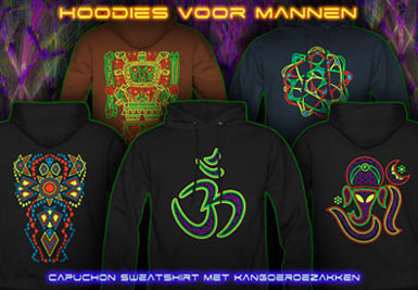 psywear 604 hoodies voor mannen