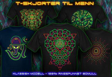 psywear604 men t-skjorte