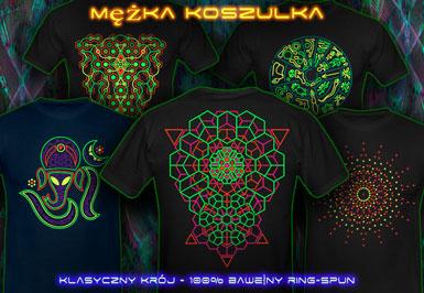 psywear604 t-shirty dla Mężczyźni
