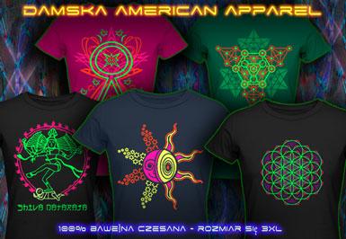 psywear604 american apparel dla Mężczyźni dla kobiety