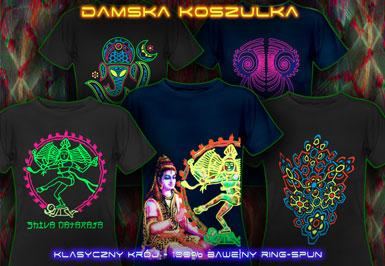 psywear604 t-shirty dla Kobiety