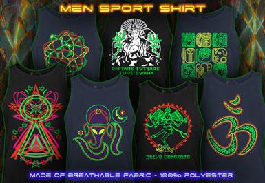 psywear604 sport shirt for men