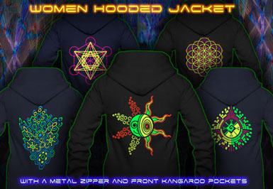 psywear604 blacklight clothes | hooded jackets for women