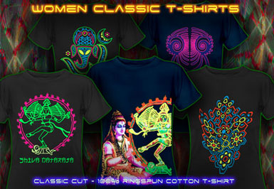 psywear604 classic t-shirts for women