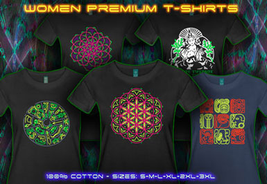 psywear604 XL t-shirts for women